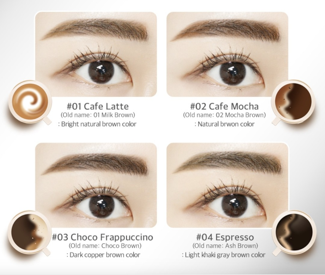 Instock Eyebrow Tint Pack Health Beauty Makeup On Carousell
