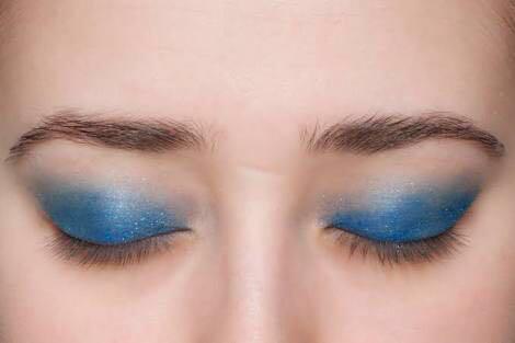 Chanel Eyeshadow Shimmer