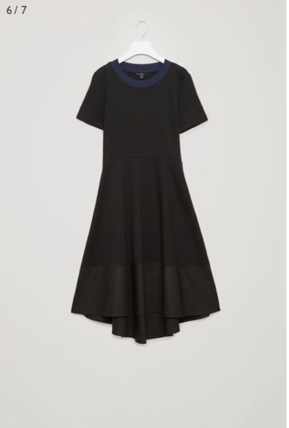 e2356ad25f5e Cos PANELLED JERSEY DRESS, Women's Fashion, Clothes, Dresses ...