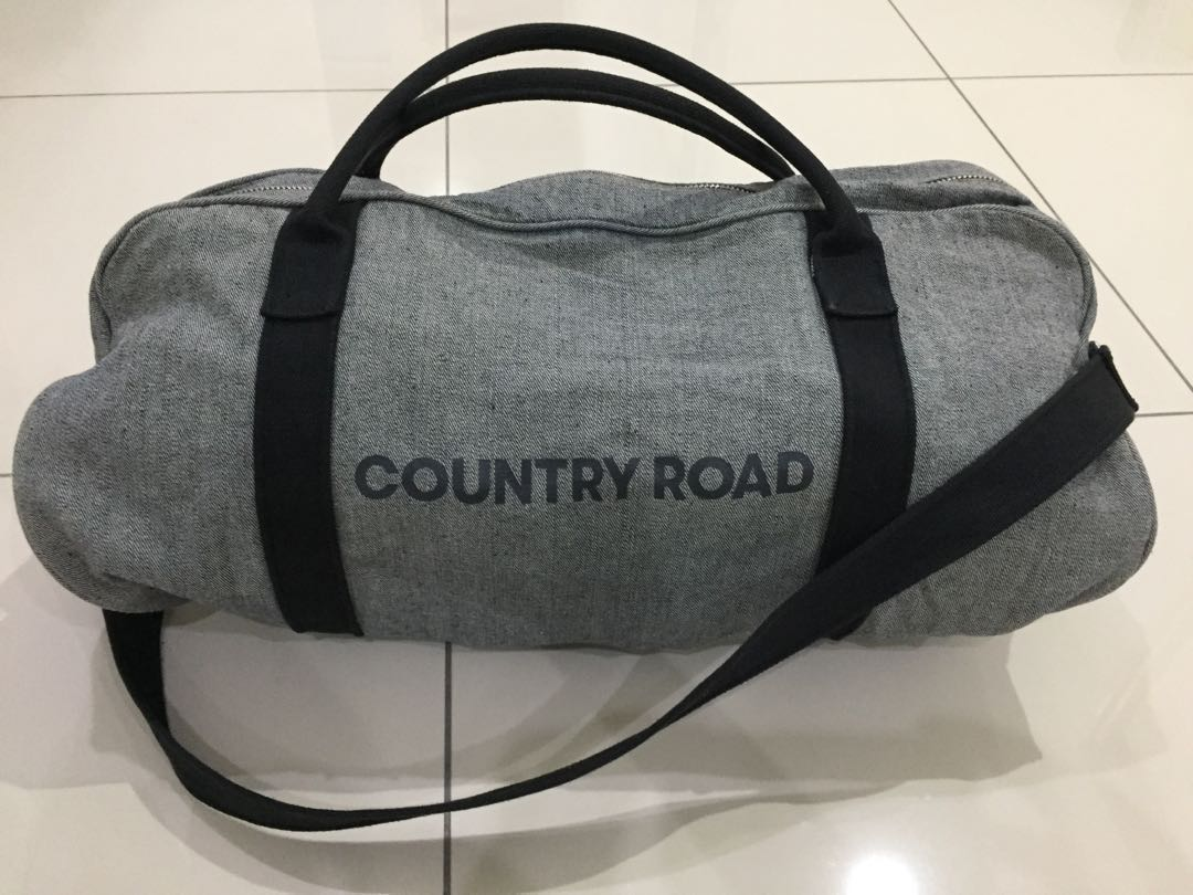 785b7a1387c9 Country Road travel bag