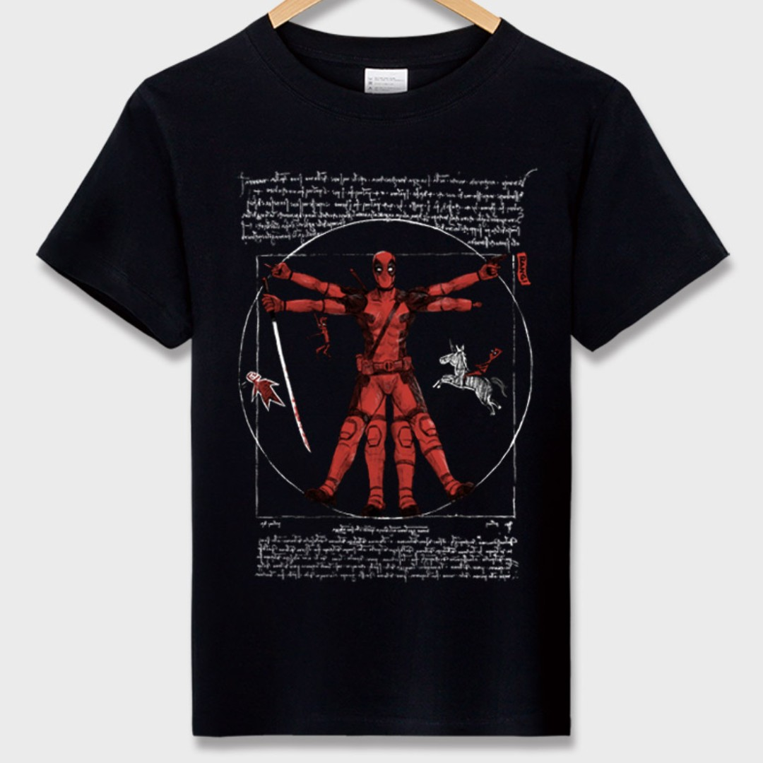 599f33f5 Deadpool Graphic T-Shirt - Unisex, Men's Fashion, Clothes, Others on ...