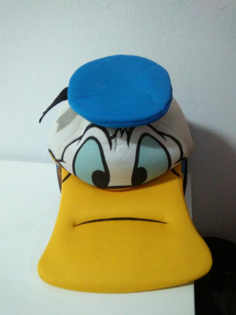 disneyland donald duck hat 771b4a30df7e