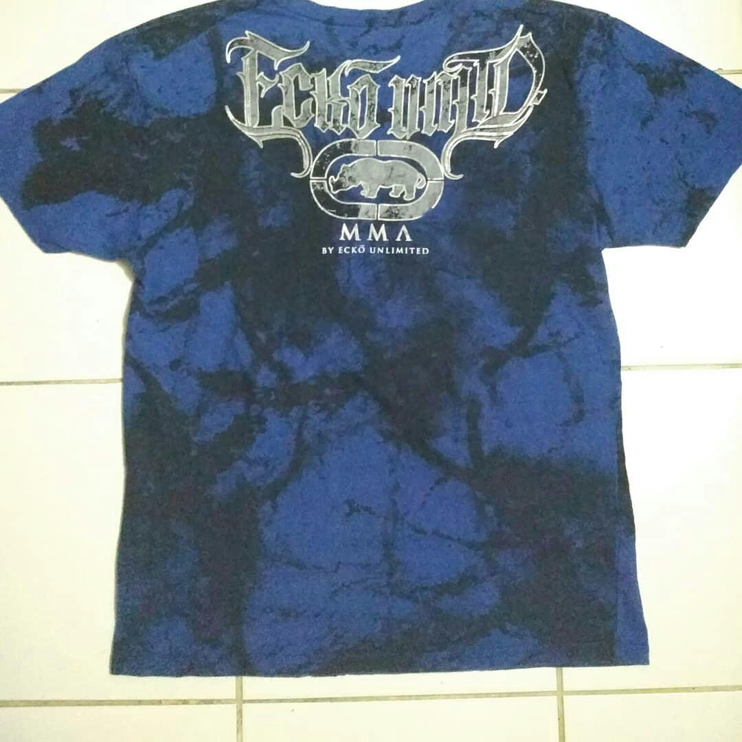 ecko unlimited MMA, Men's Fashion, Men's Clothes on Carousell