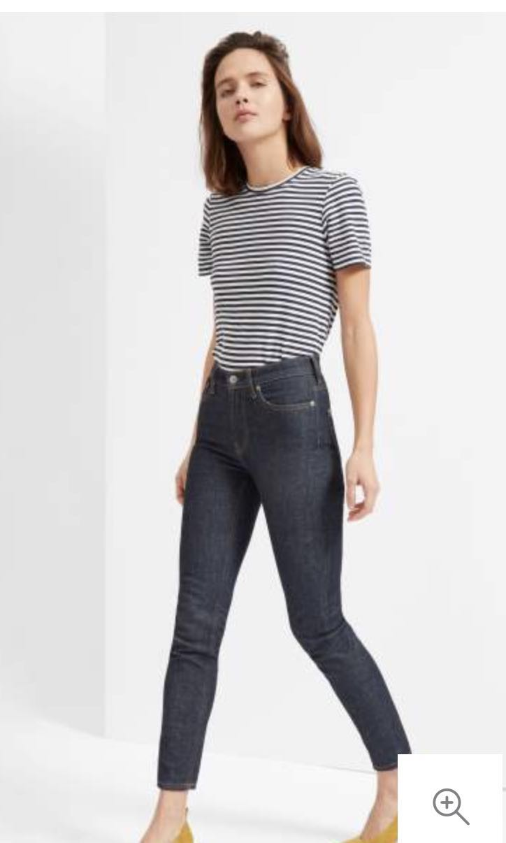 4350401759 Everlane cotton crew, Women's Fashion, Clothes, Tops on Carousell