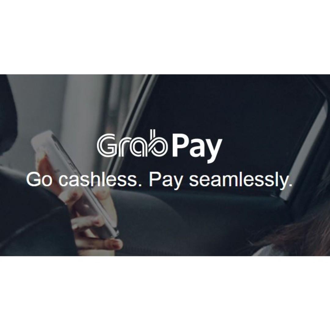1% bonus grab GrabPay GrabFood Credit Top Up