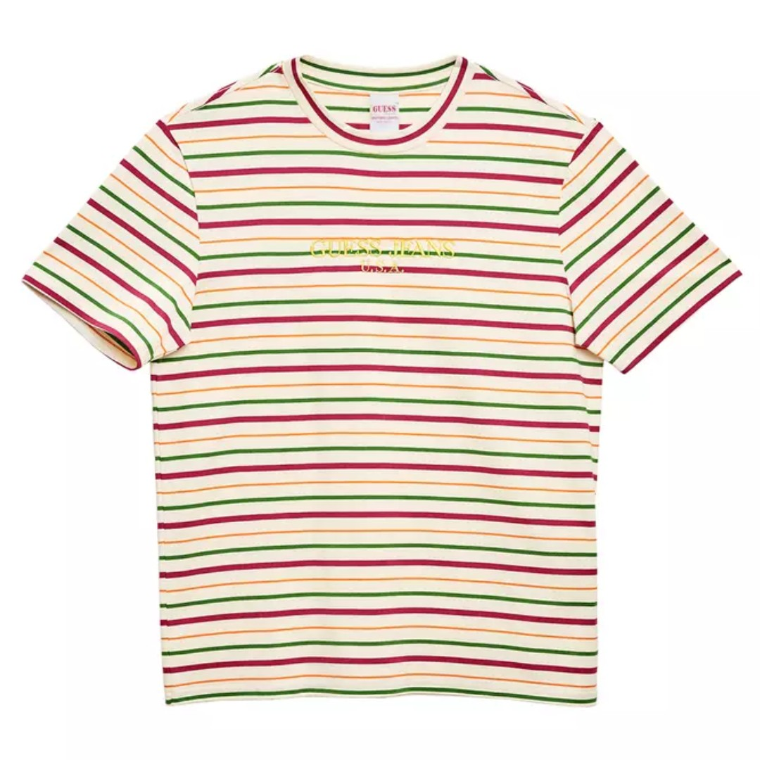 353a67786160 guess farmers market x sean wotherspoon tee, Luxury, Apparel, Men's ...