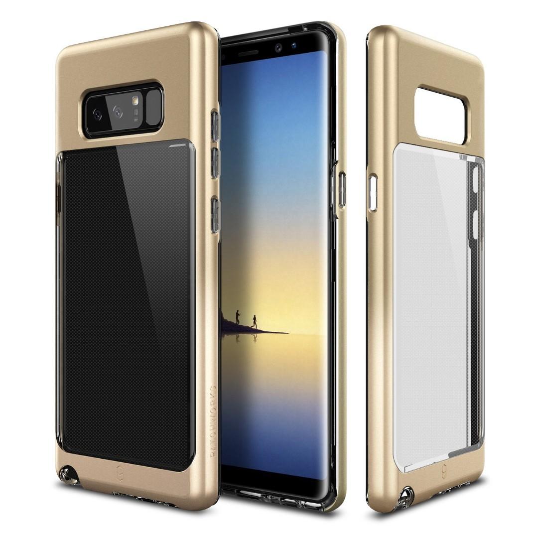 Julysalepatchworks Contour Galaxy Note 8 Case Gold Mobiles Goospery Samsung S8 Plus New Bumper X Photo