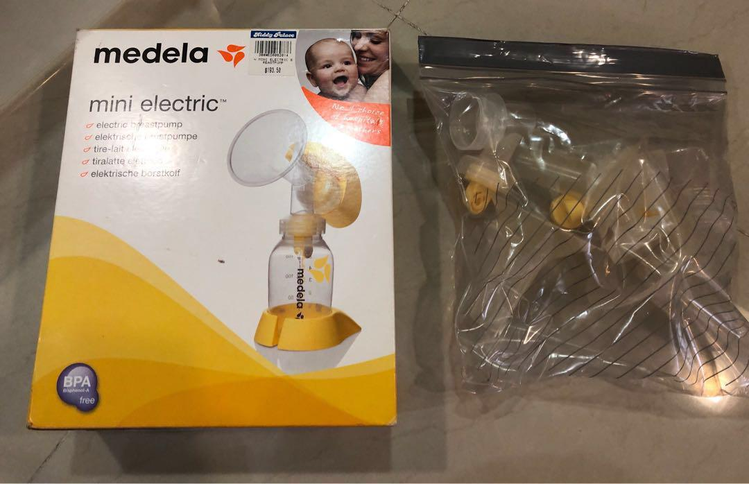 Medela Mini Electric Breastpump Babies Kids Nursing Feeding
