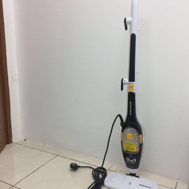 Morphy Richards Steam Cleaner 9 in 1