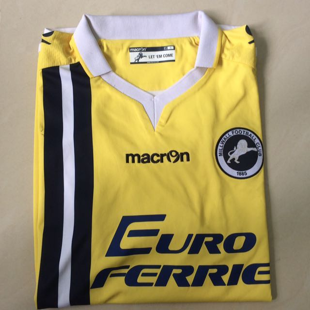 e776226b3d405b Original Millwall FC Football Jersey