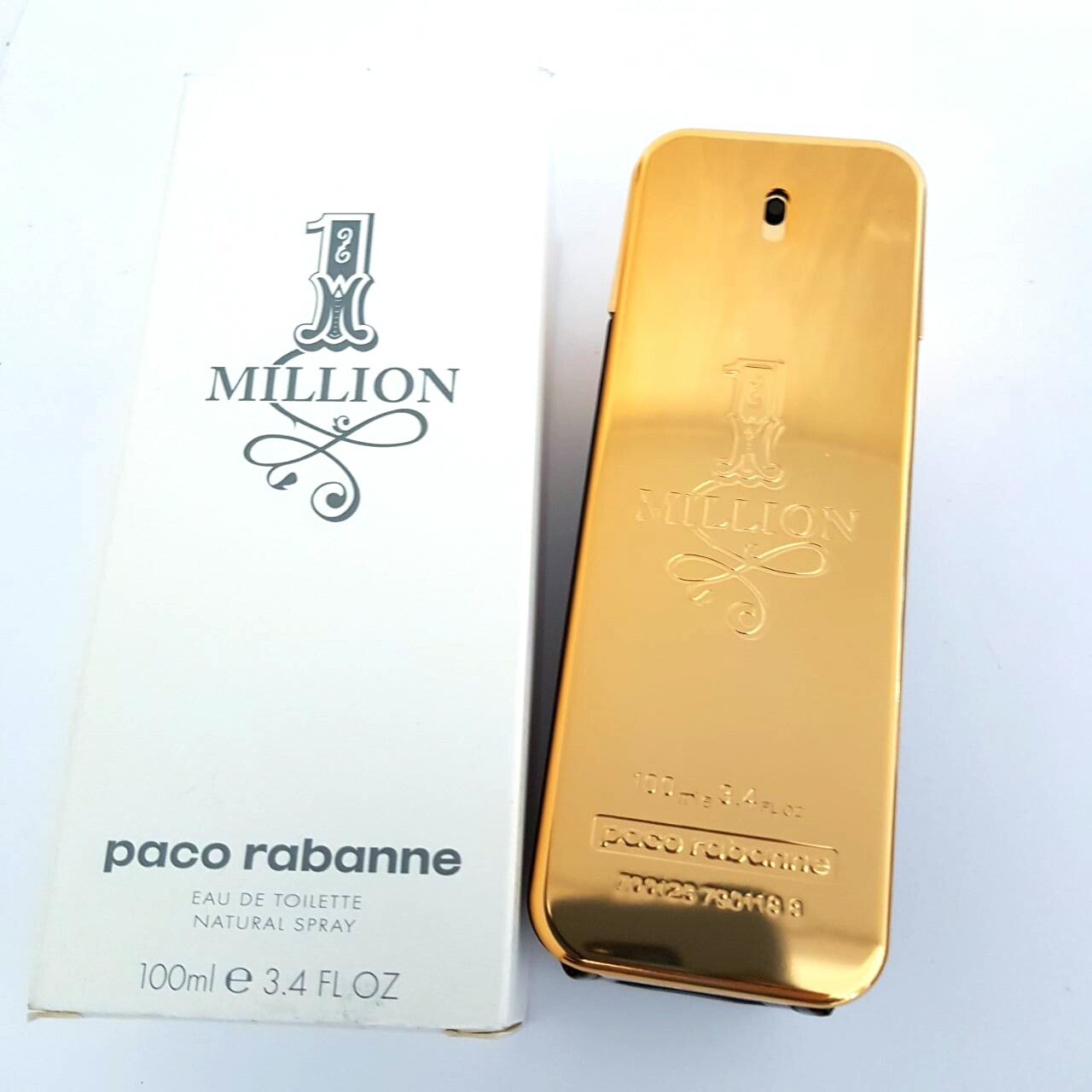 86a3702bb5fb5 Paco Rabanne 1 Million 100ml Edt (Tester)