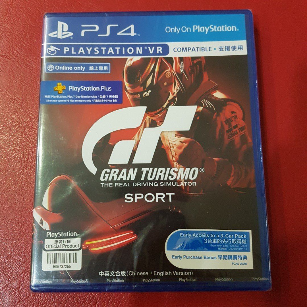 Ps4 Gran Turismo Sport Toys Games Video Gaming On Game Romance Of The Three Kingdoms Xiii Reg 3 Photo