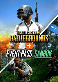 PUBG+ Sanhok Event Pass Steam Key Code (Giftable)