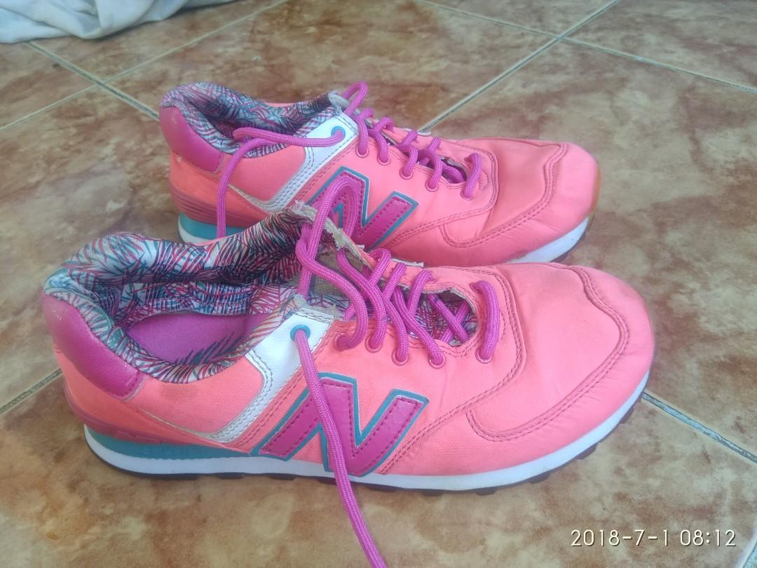 Sepatu New Balance Original 21464518fd