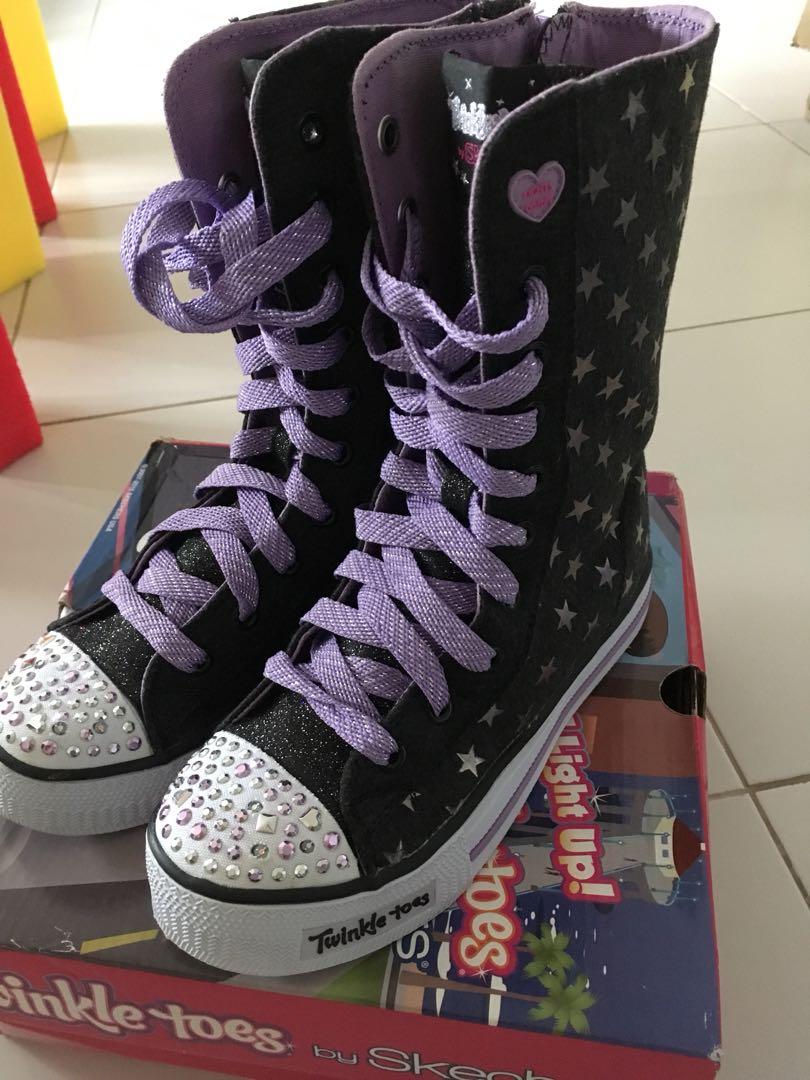 BNIB Skechers Kids Twinkle Toes