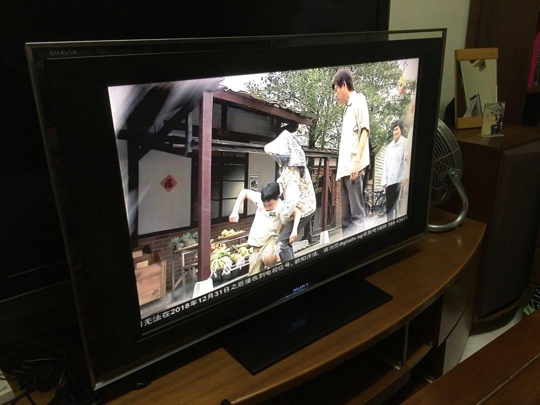 "Sony Bravia 40"" LCD TV ( Japan )"