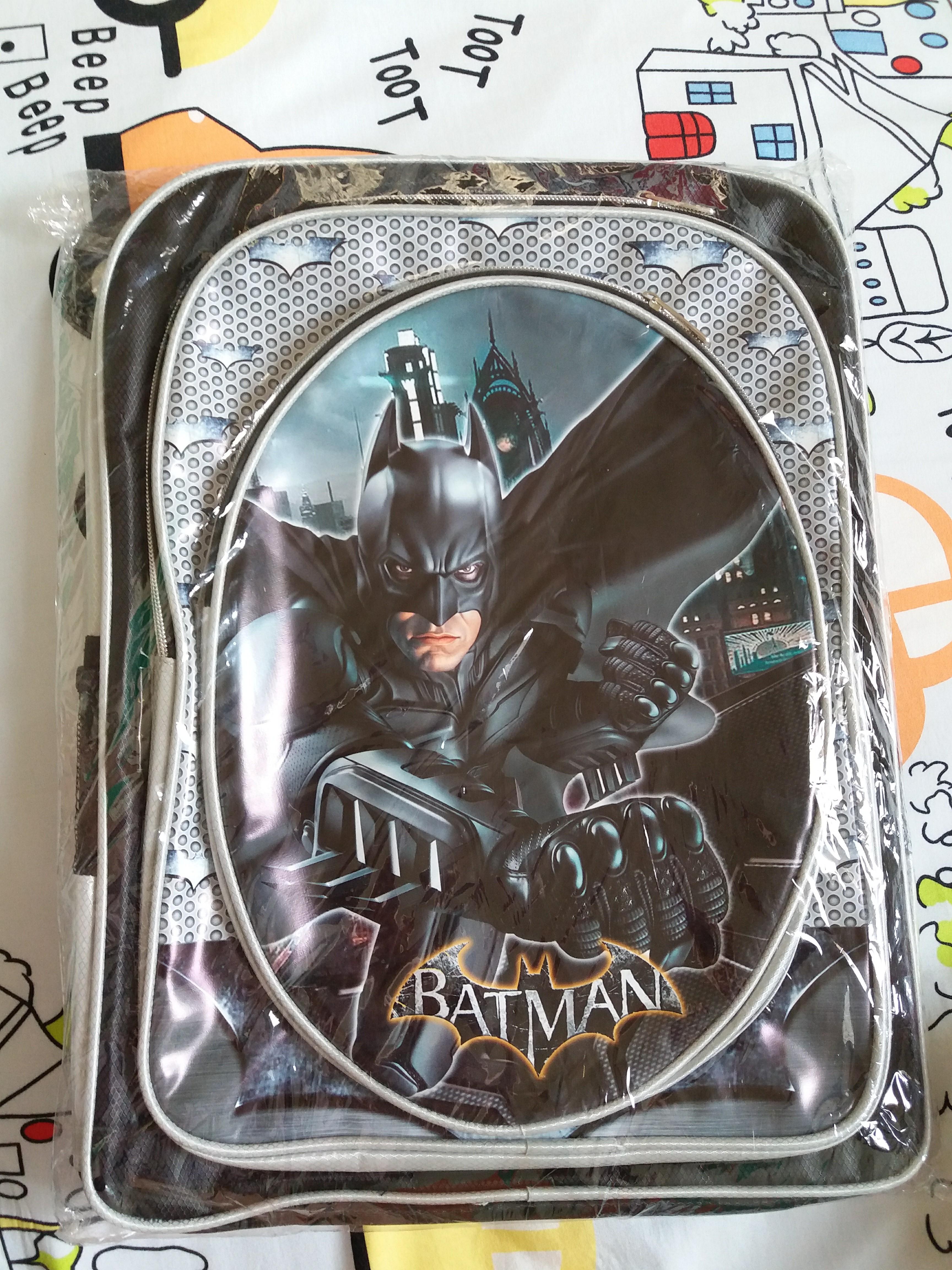 tas ransel anak sd batman bag 0017 c5ae946a
