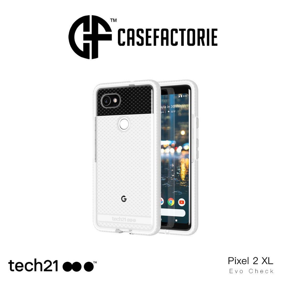 the latest 2ce91 d8bcd Tech21 Evo Check Case for Google Pixel 2 XL