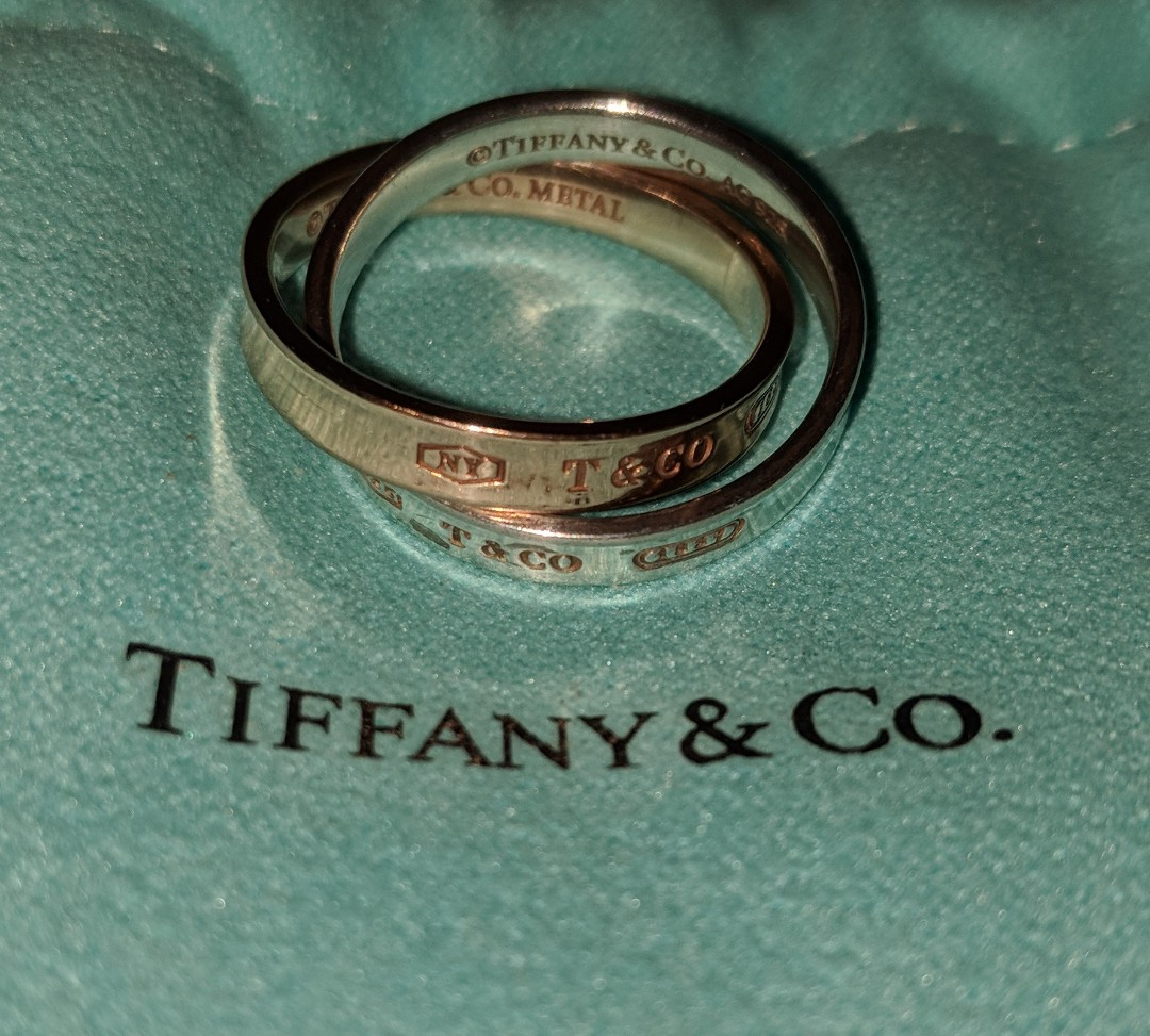 a4212c821 Tiffany & Co Ring, Luxury, Accessories, Others on Carousell