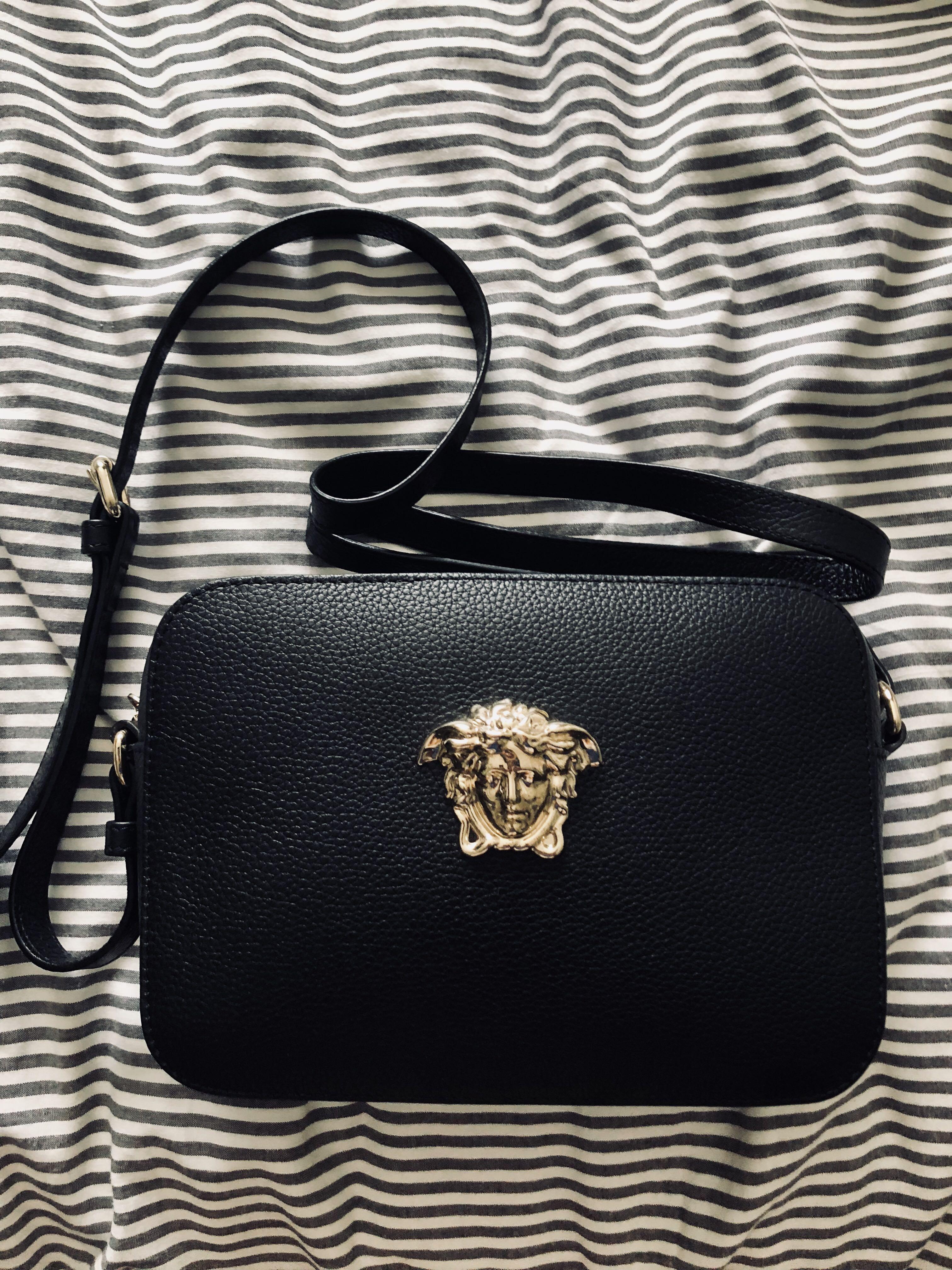 Versace Medusa Crossbody bag 30ffc44fc9539