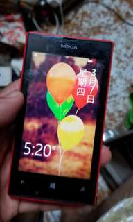 Nokia Lumia 520 windows phone (read &see my carousel information other mobile )