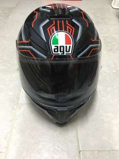 AGV K5S Deep fullface helmet *great condition*