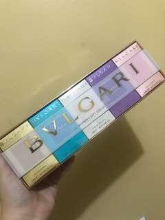 Bvlgari mini perfume