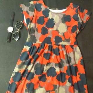 Fullprint Dress