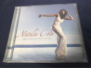 NATALIE COLE ASK A WOMEN WHO KNOWS CD
