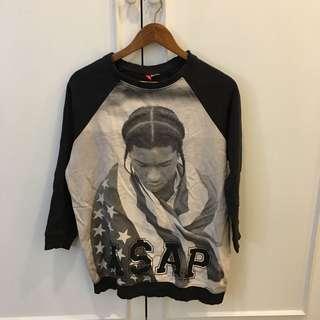 H&M A$AP rocky loose sweater