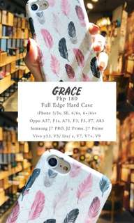 Grace Full Edge Hard Case