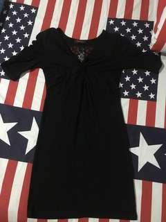 Black Dress (Bodycon)