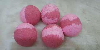 Barbie Ball Bath Bomb