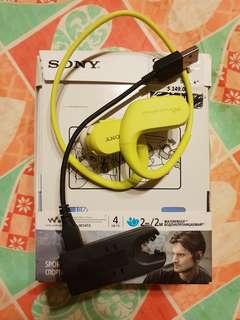 Sony NS-WS413 4GB waterproof MP3