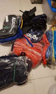 adidas , reebok @takeall 50pcs