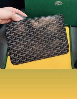 🆕👱‍♂️👱‍♀️🎉🛍SUMMER SALE!! Authentic GOYARD Clutch, Unisex