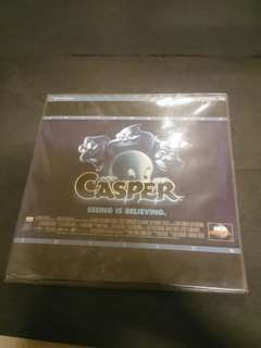 Laser Disc (last piece in the world) : Casper