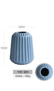 Origami medium size table vase