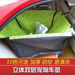 Car rear seat pet pad waterproof