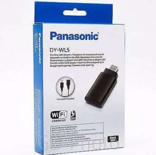 Panasonic wireless LAN adaptor