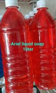 Ariel liquid soap
