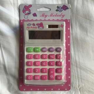 My Melody 計數機