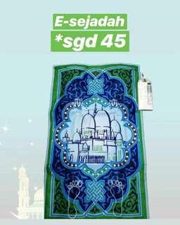 E-SEJADAH/ PRAYER MAT