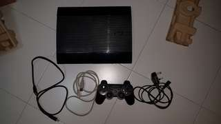 Sony Playstation 3 Consoles Super Slim 500GB