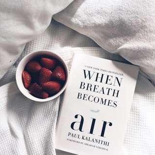 🚚 ✨ When Breath Becomes Air - Paul Kalanithi