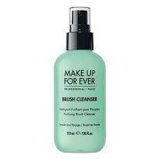 Make Up For Ever Brush Cleanser