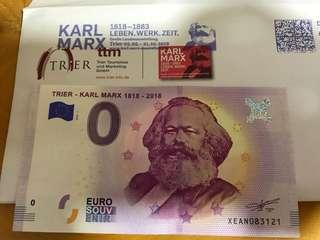 【New】$0 Marx Euro 零元馬克斯歐羅