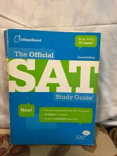 The Official SAT Study Guide / SAT