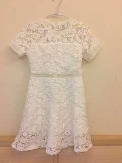 Air space 布蕾絲連身洋裝   婚禮穿搭