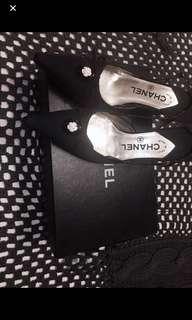 🚚 Chanel高跟鞋全新